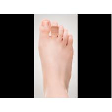 Силиконовый протектор для пальцев стопы на тканевой основе CASE Soft, в виде ленты C 2707
