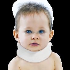 """Бандаж шейный ТМ """"Evolution"""" для детей, длина 36 см, бежевый ТВ-000"""