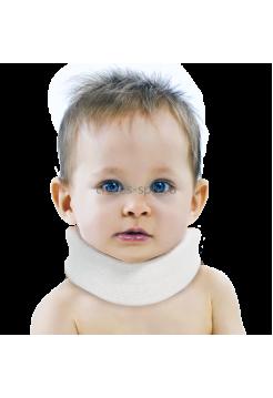 """Бандаж шейный ТМ """"Evolution"""" для детей, длина 42 см, бежевый ТВ-001"""