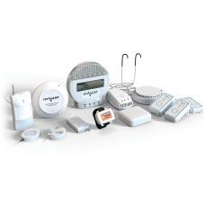ПУЛЬСАР-3 - сигнализатор цифровой с вибрационной и световой индикацией для плохослышащих и глухих