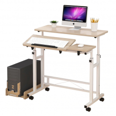 """Компьютерный стол на колёсиках """"HOLIDAYS"""""""