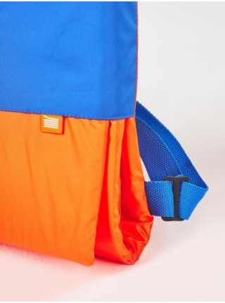 Пляжный рюкзак - матрас,цвет оранжевый