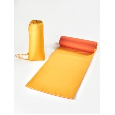 Пляжный коврик,цвет желтый