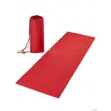 Пляжный коврик,цвет красный