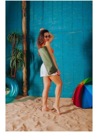 Пляжный коврик,цвет хаки