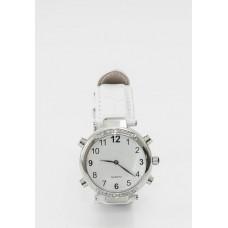 Часы женские наручные говорящие, модель HV-AF (белый цвет)