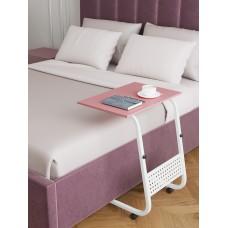 """Прикроватный столик для ноутбука """"Holidays SP-1"""", цвет розовый"""
