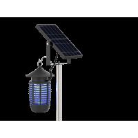 Уничтожитель насекомых на солнечной батарее ЭкоСнайпер GLT-3