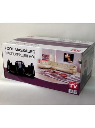 Массажер для ног Foot Massager  (цвет черный)