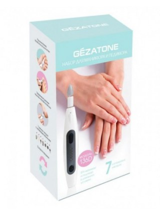 Набор для маникюра и педикюра Professional Nail Care 136 D, Gezatone
