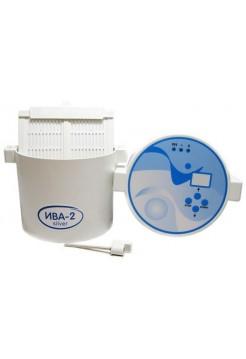 Электроактиватор воды бытовой ИВА 2 Silver