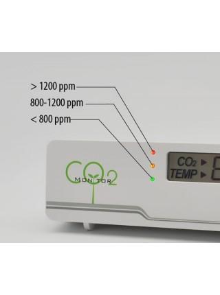 Детектор углекислого газа KIT MT 8057 S