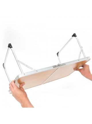 Столик складной алюминиевый
