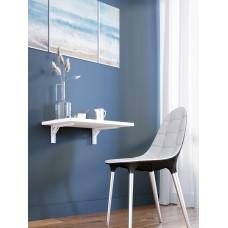 """Настенный откидной стол """"Holidays"""" модель SN-1 (цвет белый)"""
