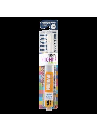 Электрическая звуковая ионная щетка Hapica Minus iON DBM-1H