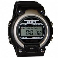 Наручные вибрационные часы-будильник «Vibrato»