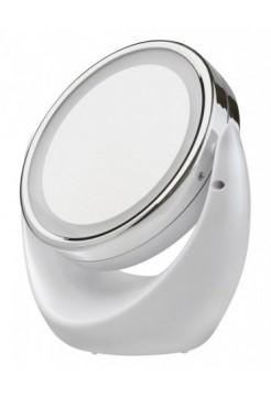 Косметическое зеркало с 5х увеличением и подсветкой LM 110, Gezatone