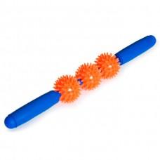 Мячи массажные с ручкой М-403