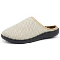Обувь ортопедическая домашняя,съемная ортопедическая стелька,лен LM-803.008