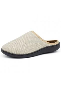 Обувь ортопедическая домашняя,съемная ортопедическая стелька,лен M(41-42)