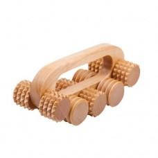 "Массажер ""Качалка"" зубчатый, деревянный, МА8401"