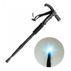 Трость телескопическая с подсветкой «ОПОРА»