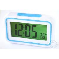 Говорящие часы с будильником и термометром Kenko КК-9905TR