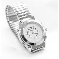 Часы с речевым выходом и шрифтом Брайля HV-VTS