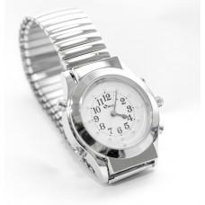 Часы с речевым выходом и шрифтом Брайля