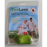 Ультразвуковой отпугиватель клещей 'TickLess'