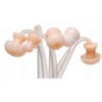 Стандартные ушные вкладыши для слуховых аппаратов размер № 1