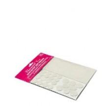 Самоклеющиеся войлочные протекторы для мебели, 2 цвета, 52 шт. FPC9005