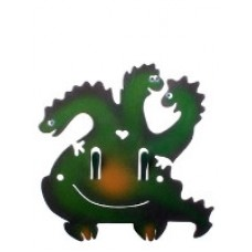 Ключница Дракоша, сталь