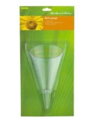 Измеритель уровня осадков (пластик)