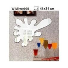 Зеркало Клякса, 41 х 31 см