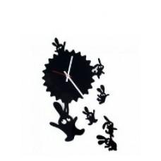 Часы 'Парашютисты', cl1109, 29х47 см