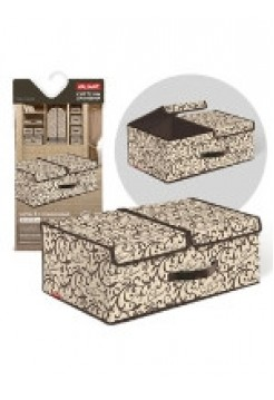 VAL CL-BOX-L2 Короб стеллажный, 2 секции, 50 х 30 х 20 см