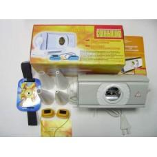 Детский кварцевый облучатель Солнышко-01 (ОУФд-01)