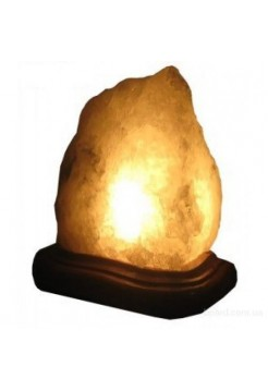 Солевая лампа Скала 1.5-2 кг.