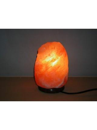 Солевая лампа Скала 2–3 кг