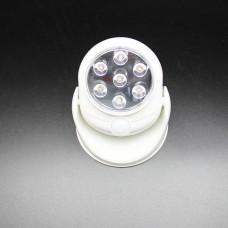 Беспроводной светильник с ИК датчиком движения