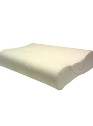 Ортопедическая подушка для детей от 3-х лет с эффектом памяти и наволочкой из бамбука Rivera RB602