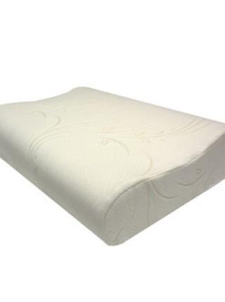 Ортопедическая подушка с эффектом памяти и наволочкой из бамбука Rivera RA607 L
