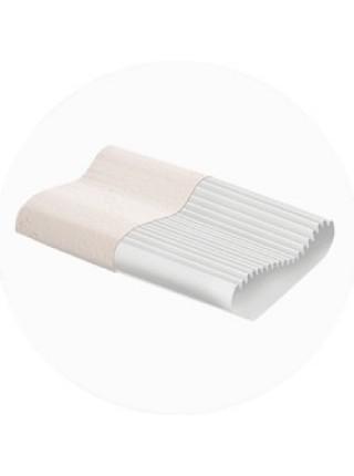 Ортопедическая подушка с 'эффектом памяти'  TOP-104