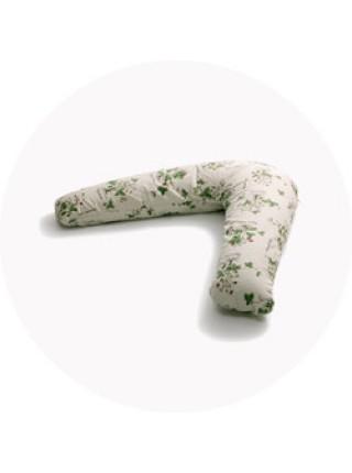 Подушка для отдыха 'Рогалик' ПР0010