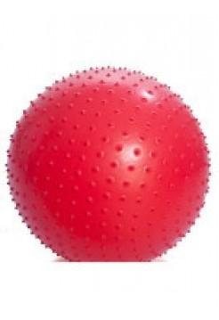 Гимнастический мяч массажный, игольчатый, 65 см  М-165