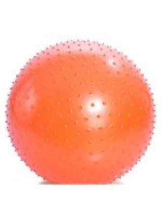 Гимнастический мяч массажный, игольчатый, 75 см М-175