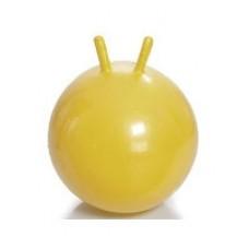 Гимнастический мяч Фитбол с рожками, 45 см М-345