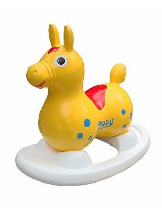 Гимнастический мяч для детей 'Rody' (Желтый)