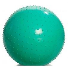 Гимнастический мяч массажный, игольчатый, 85 см М-185
